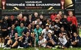 Trophée des champions: pour le Paris SG, décollage réussi