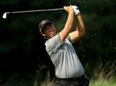 Golf: un Sud-Coréen reste en tête du Wyndham Championship