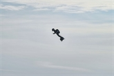 Franky Zapata a traversé la Manche sur sa machine volante