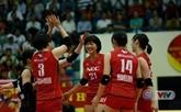 Ouverture du tournoi féminin VTV Coupe Hoa Sen 2019