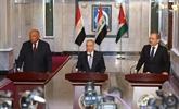 Les ministres des AE irakien, égyptien et jordanien se rencontrent à Bagdad