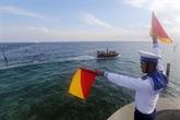 La vitalité de Truong Sa au sein de la mer de la Patrie