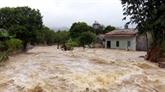Le typhon Wipha fait cinq morts et 14 disparus au Vietnam