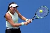 WTA: l'Américaine Jessica Pegula ouvre son palmarès à Washington