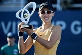 Tennis: la Chinoise Zheng surprend Sabalenka et s'impose à San Jose