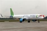 Bamboo Airways ambitionne d'être la première compagnie exploitant le vol direct Vietnam - États-Unis