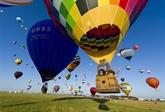 Affluence record au rassemblement de montgolfières en Lorraine