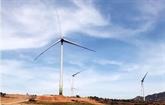 Nouvelles enquêtes américaines sur les tours d'éoliennes du Vietnam