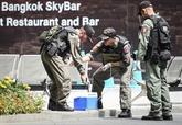 Attentats à la bombe: la Thaïlande recherche une dizaine de suspects