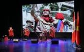 Un programme artistique spécial rapproche le Pérou des Vietnamiens