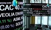 La Bourse de Paris en léger rebond après deux jours de forte baisse