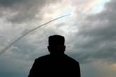 RPDC: Kim Jong Un assiste à la démonstration de tir du nouveau type de missiles tactiques téléguidés