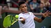 Tennis: Auger-Aliassime se rassure chez lui à Montréal et affrontera Raonic