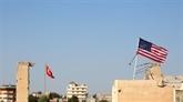 Syrie: Turquie et États-Unis vont créer un
