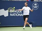 Tennis: Richard Gasquet sort Nishikori et va en 8e à Montréal