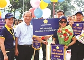 Activités sportives pour les employés et cadres de Saigontourist 2019