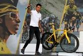 Cyclisme: Egan Bernal accueilli en héros dans son fief de Zipaquira