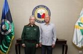 Vietnam - Philippines: dialogue sur la politique de défense