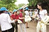 Face aux sacs plastiques, Cù Lao Chàm se mobilise