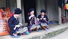 La beauté idyllique du village de Coi à Phú Tho