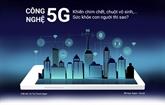 Viettel, premier opérateur à lancer la technologie 5G au Myanmar