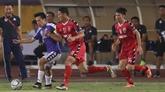 Coupe de lAFC: Hanoi FC se qualifie pour les demi-finales après avoir battu Binh Duong