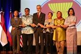 Le 52e anniversaire de l'ASEAN célébré en Italie, Argentine et au Chili