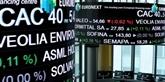 La Bourse de Paris s'offre un franc rebond et finit tout près des 5.400 points