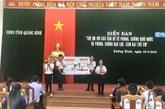 Quang Binh s'efforce de prévenir la noyade et la maltraitance des enfants