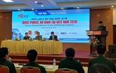 Le Salon international sur la défense et la sécurité attendu à Hanoï