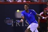 Tennis: Monfils, dernier Français en lice à Montréal