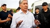 Kirghizstan: l'ex-président Atambaïev placé en détention provisoire