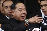 Thaïlande: les services de renseignement accusées de ne pas empêcher les bombardements