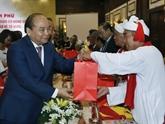 Le Premier ministre rencontre des dignitaires religieux exemplaires