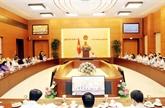Le Comité permanent de l'Assemblée nationale va se réunir