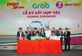 Vietjet, Swift247 et Grab coopèrent pour développer un service de livraison rapide