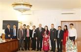 Une délégation de la province de Vinh Phuc en République tchèque