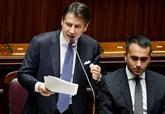 Conte obtient la confiance des députés pour son 2e gouvernement