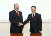 VNA et Prensa Latina renforcent leur coopération