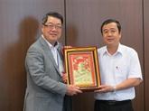Toray International Inc. souhaite augmenter ses investissements au Vietnam