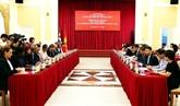 Le Vietnam chérit ses relations de solidarité fraternelle avec Cuba