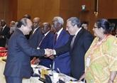 Le PM se félicite de la coopération avec le Moyen-Orient et l'Afrique