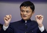 Jack Ma quitte le poste de président d'Alibaba