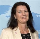 Suède: Ann Linde, à la tête du ministère des Affaires étrangères
