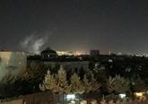 Tir de roquette sur Kaboul