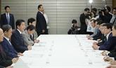 Remaniement au Japon: nouveaux ministres de la Défense et des Affaires étrangères
