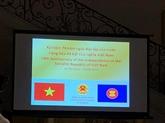 Célébration de la Fête nationale du Vietnam en Belgique