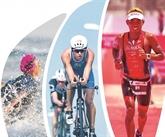 Des triathlètes vietnamiens aux SEA Games 30