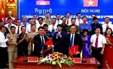 Vietnam - Cambodge : Kiên Giang renforce ses liens avec Kep