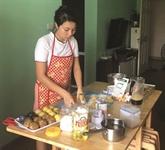 Ta Thi Oanh et ses gâteaux de lune